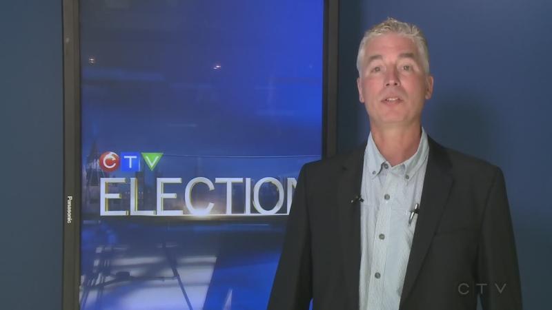 Kanata South candidate Steve Anderson