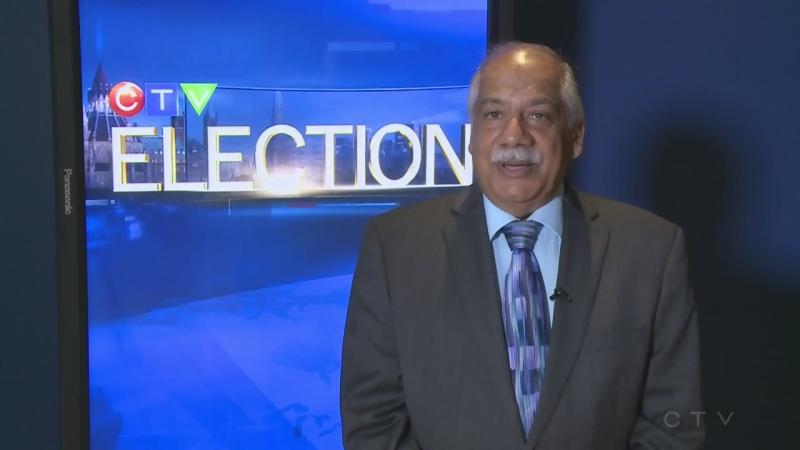 Stittsville candidate Shad Qadri