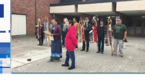 Rally to address racism on Manitoulin Island