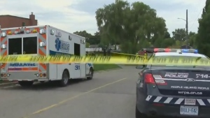 Fatal shooting in downtown Kitchener