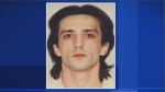 Alain Sainte-Marie's criminal record begins in 1992, and includes multiple armed robberies and an attempt to break out of Bordeaux Jail