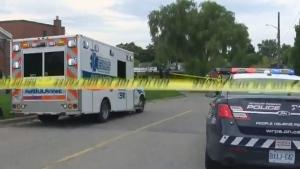 Man shot several times, killed outside Ont. Salva