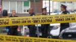 Machete attack in North York