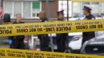 Machete attack in North York