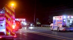 Elderly man dies in Burlington crash