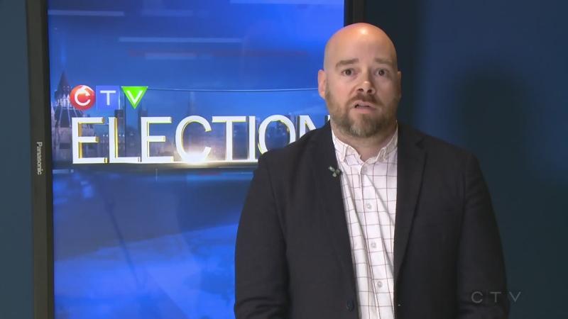 Ottawa Mayoral candidate Joey Drouin