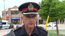 Deputy Chief Kevin Chalk, Waterloo Regional Police