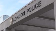 London police building exterior