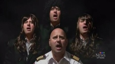Cornwall Chief's Bohemian Rhapsody