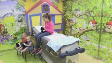 New treatment room for kids at Sudbury's hospital