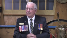 North Bay veteran retires as poppy chair