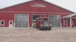 Official opening for new Powassan fire hall