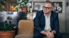 Musician Steven Page poses for a portrait in Toronto, Thursday, September 13, 2018. (THE CANADIAN PRESS/Galit Rodan)