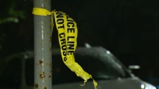 A man was taken to hospital following a shooting in the city's southwest early Friday morning.