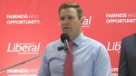 Gallant acknowledges close race in New Brunswick