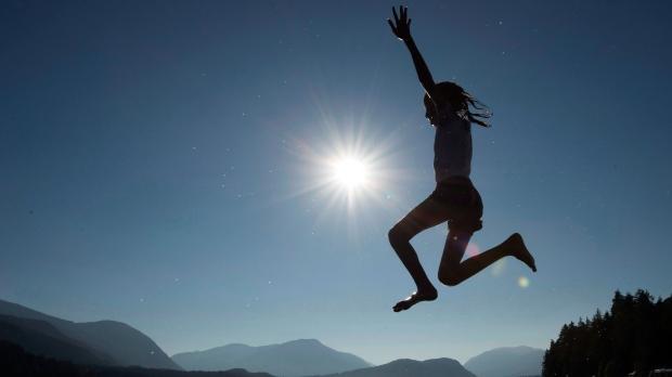 'Hot-umn?' Hotter than normal fall on the horizon: Environment Canada