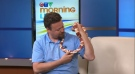 The Saskatchewan Herpetological Society joined us in studio with some exotic animals.