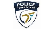 Terrebonne police logo