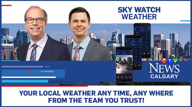Calgary weather app 2018 november