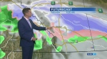 Rain and snow by the weekend. Kevin has details
