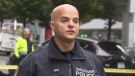 Vancouver police on takedown of carjacking suspect