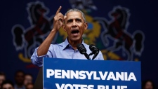 'That's not what we do here': Barack Obama
