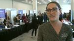 Fair at new events centre aimed at attracting newcomers.
