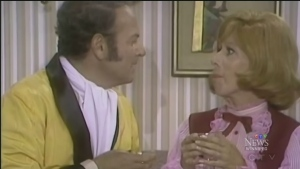 Extended interview with Carol Burnett