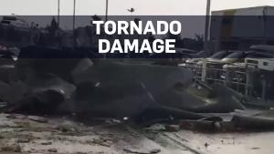 Tornado tears through Ottawa area