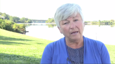 """""""We can't afford to lose it,"""" said Mayor Anna Allen.""""We've built too many decades around this lake."""""""