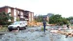 'The devastation is unreal': Witness on tornado