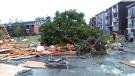 Tornado touches down: 'It's devastating'