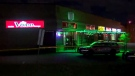 York Regional Police are investigating a shooting in Vaughan on Friday night.