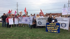 CUPW Rally Windsor