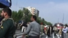 Gunmen attack Iran military parade