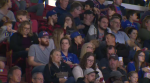 Fans of the Kitchener Rangers at the Aud. (Sept. 21, 2018)