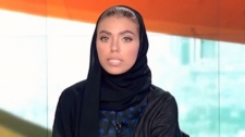 Saudi anchorwoman makes historic debit