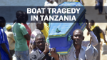 More than 200 dead after ship sinks in Tanzania