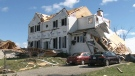 Dunrobin recovers after tornado