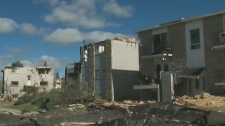 Tornado rips through Gatineau