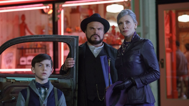 'The House With A Clock In Its Walls' Takes Weekend Box-Office Crown