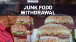 Researchers says junk food withdrawals are real
