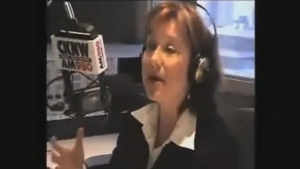 Christy Clark advocated the end of the first-past-the-post voting system on CKNW in 2009 (Youtube)