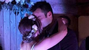 Ottawa couple ties the knot under tornado
