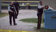 17-year-old girl stabbed in Surrey park