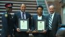 Toronto Police Community Service Award