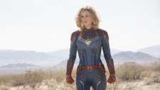 "Response to Marvel Studios' first trailer for the movie ""Captain Marvel"" has been called sexist after some viewers wanted its star Brie Larson to ""smile more"" in her portrayal of the superhero. (Twitter/captainmarvel)"