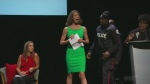 Protester removed from Toronto mayoral debate