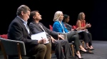 Toronto mayoral candidates debate