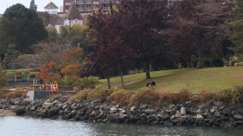 Victoria to rename Laurel Point Park